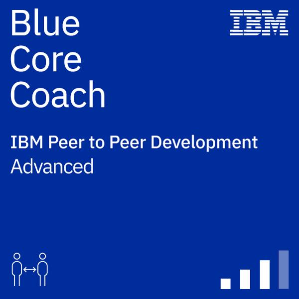Blue Core Coach