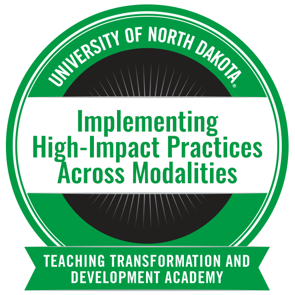 Implementing High-Impact Practices Across Modalities