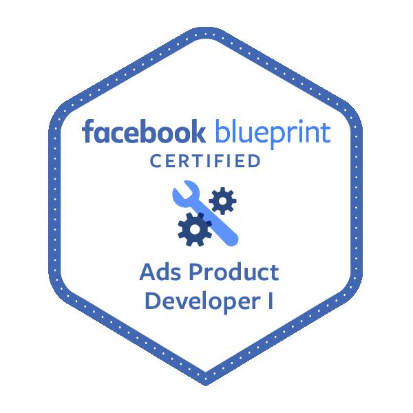 Facebook Certified Ads Product Developer I