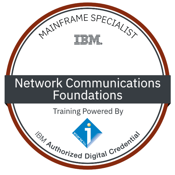 Interskill - Mainframe Specialist – Network Communications – Foundations