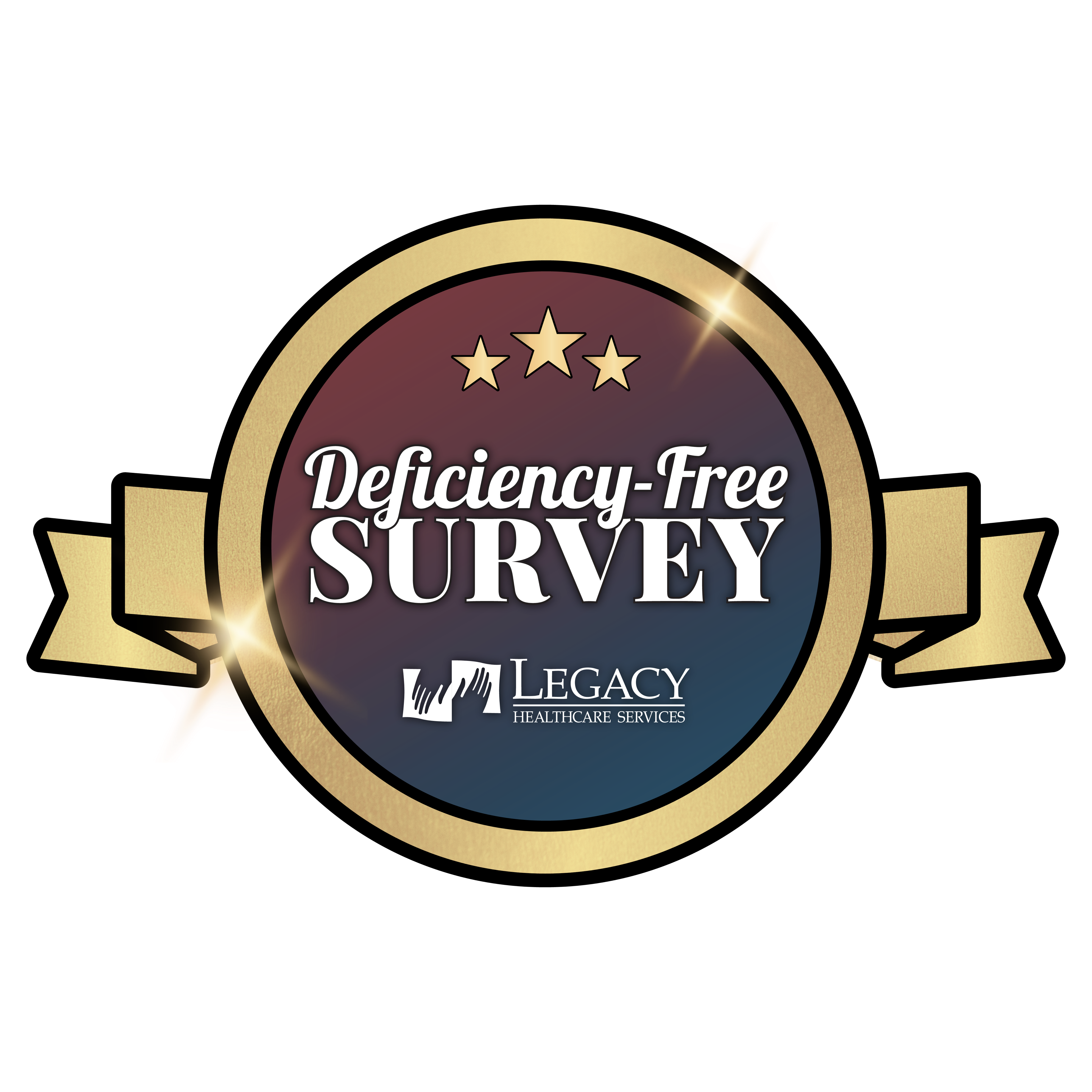 Deficiency-Free Survey Award