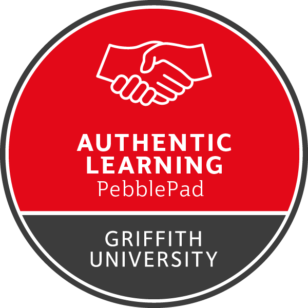 Authentic Learning – PebblePad