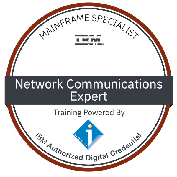 Interskill - Mainframe Specialist – Network Communications – Expert