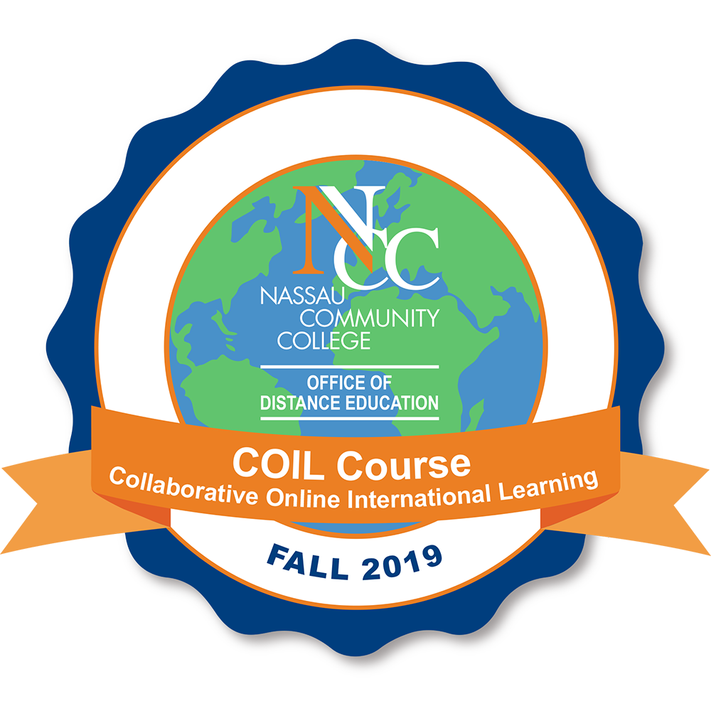COIL Course Fall 2019 (Faculty)