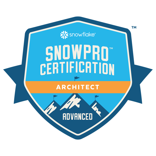 SnowPro Advanced: Architect