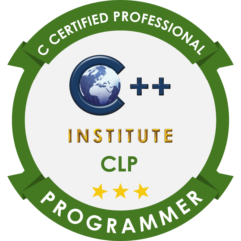 [CLP-12-01] CLP – C Certified Professional Programmer