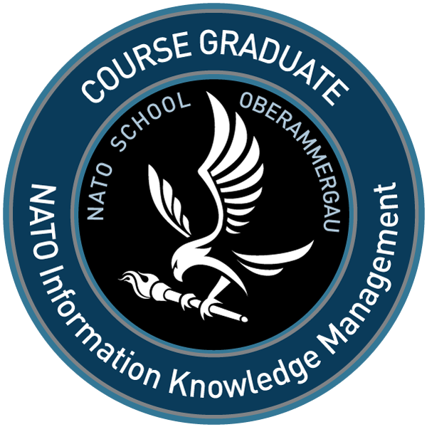 P5-07 NATO Information Knowledge Management Course