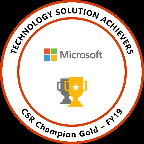 CSR Champion Gold