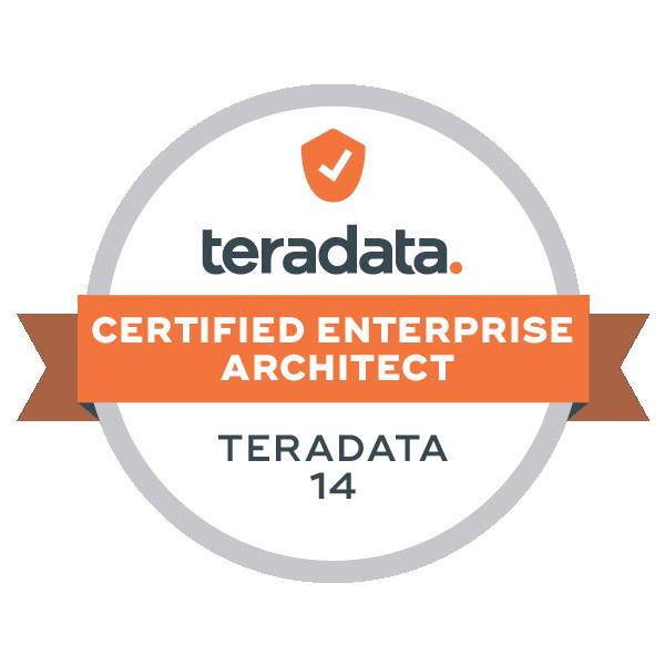 Teradata 14 Certified Enterprise Architect