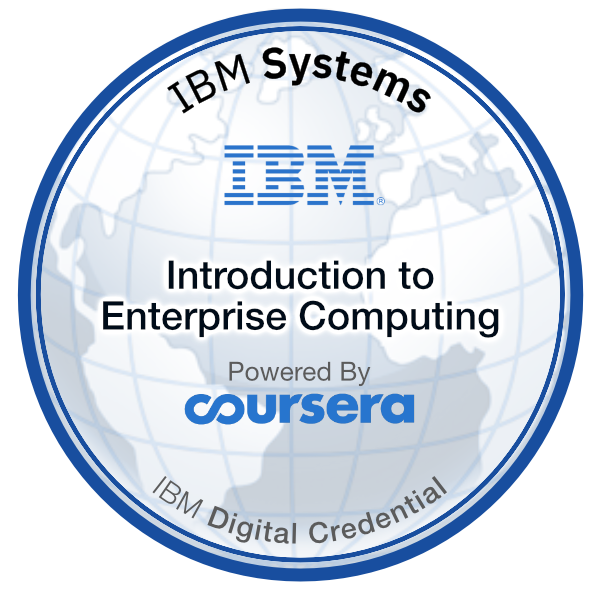 Introduction to Enterprise Computing