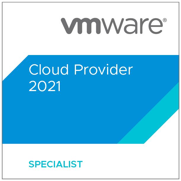 VMware Specialist - Cloud Provider 2021