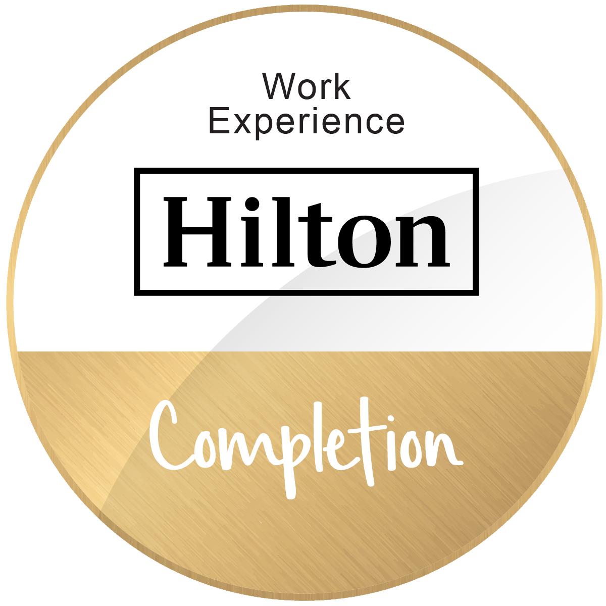 Hilton Global Work Experience