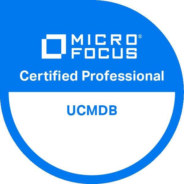 UCMDB v10.3 Certified Professional