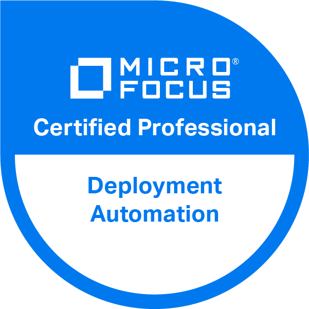 Deployment Automation Certified Professional