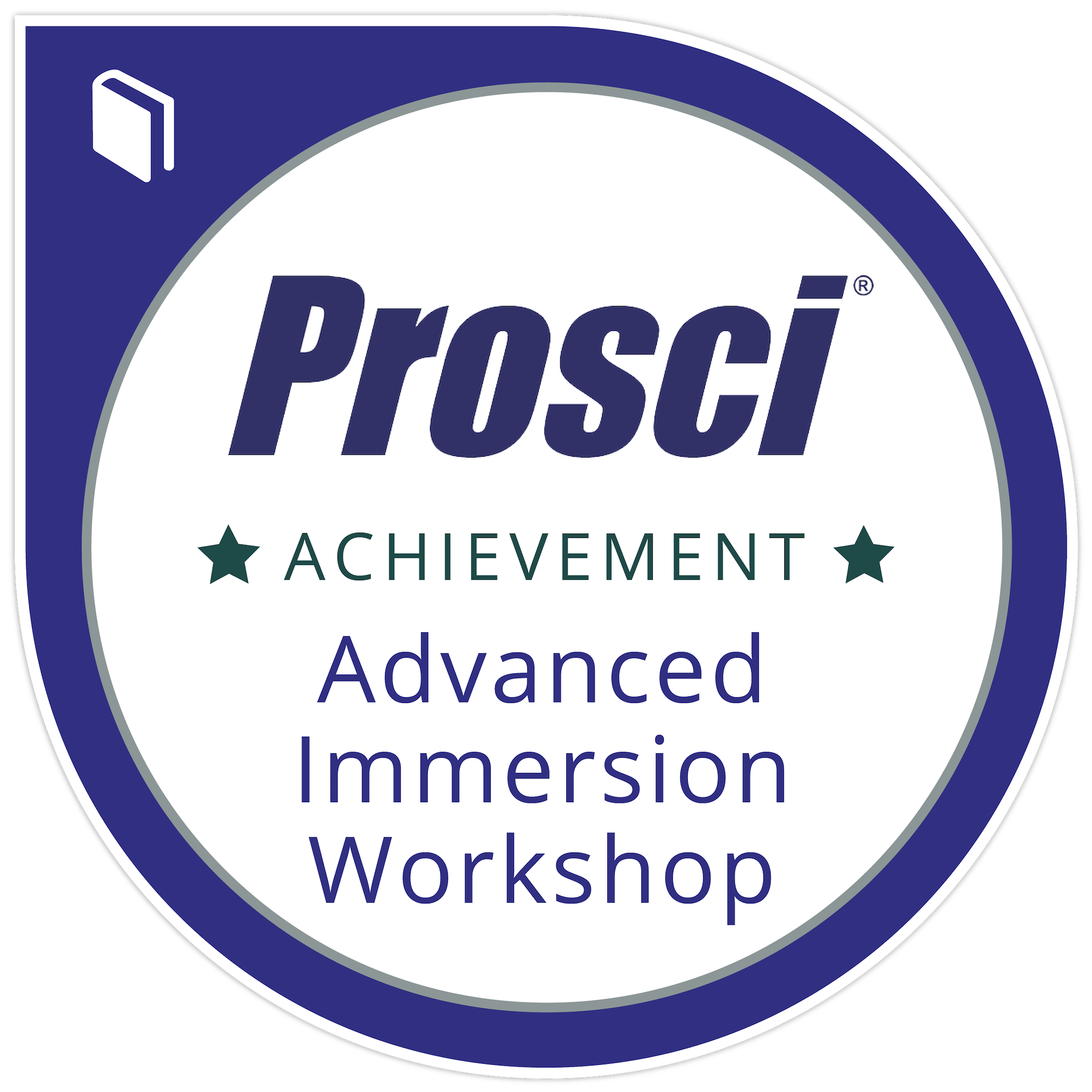 Prosci® Advanced Immersion Workshop