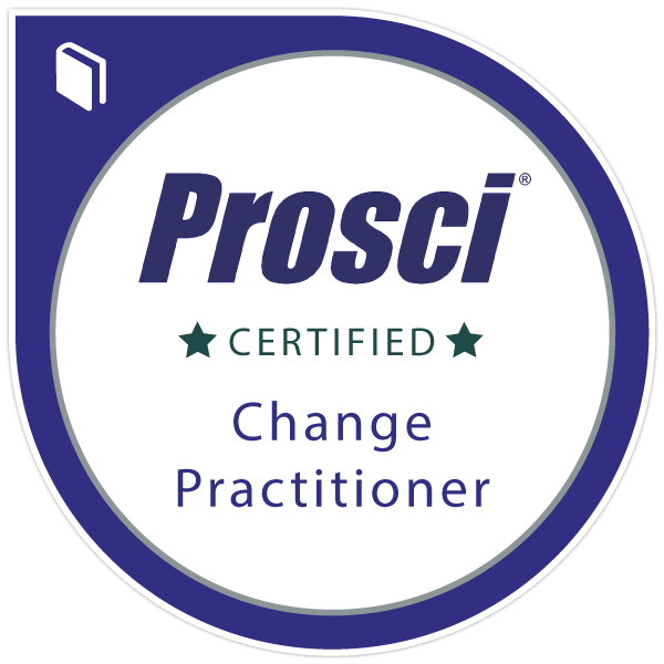 Prosci® Certified Change Practitioner