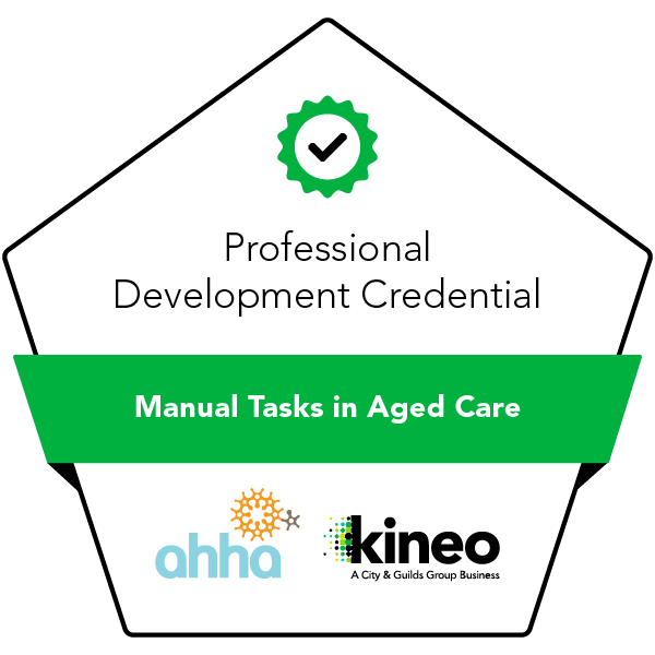 Manual Tasks in Aged Care