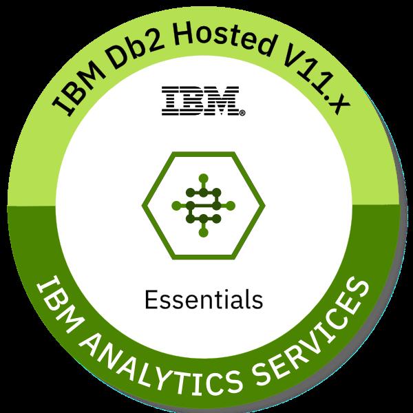 IBM Db2 Hosted V11 x Essentials - Acclaim