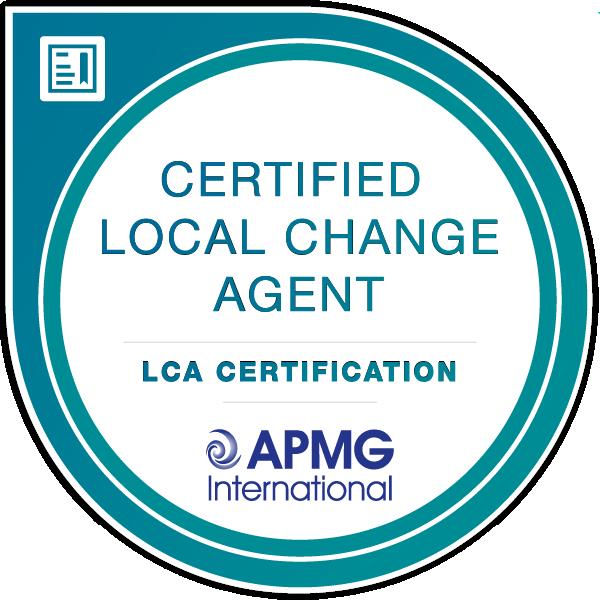 Certified Local Change Agent (CLCA)