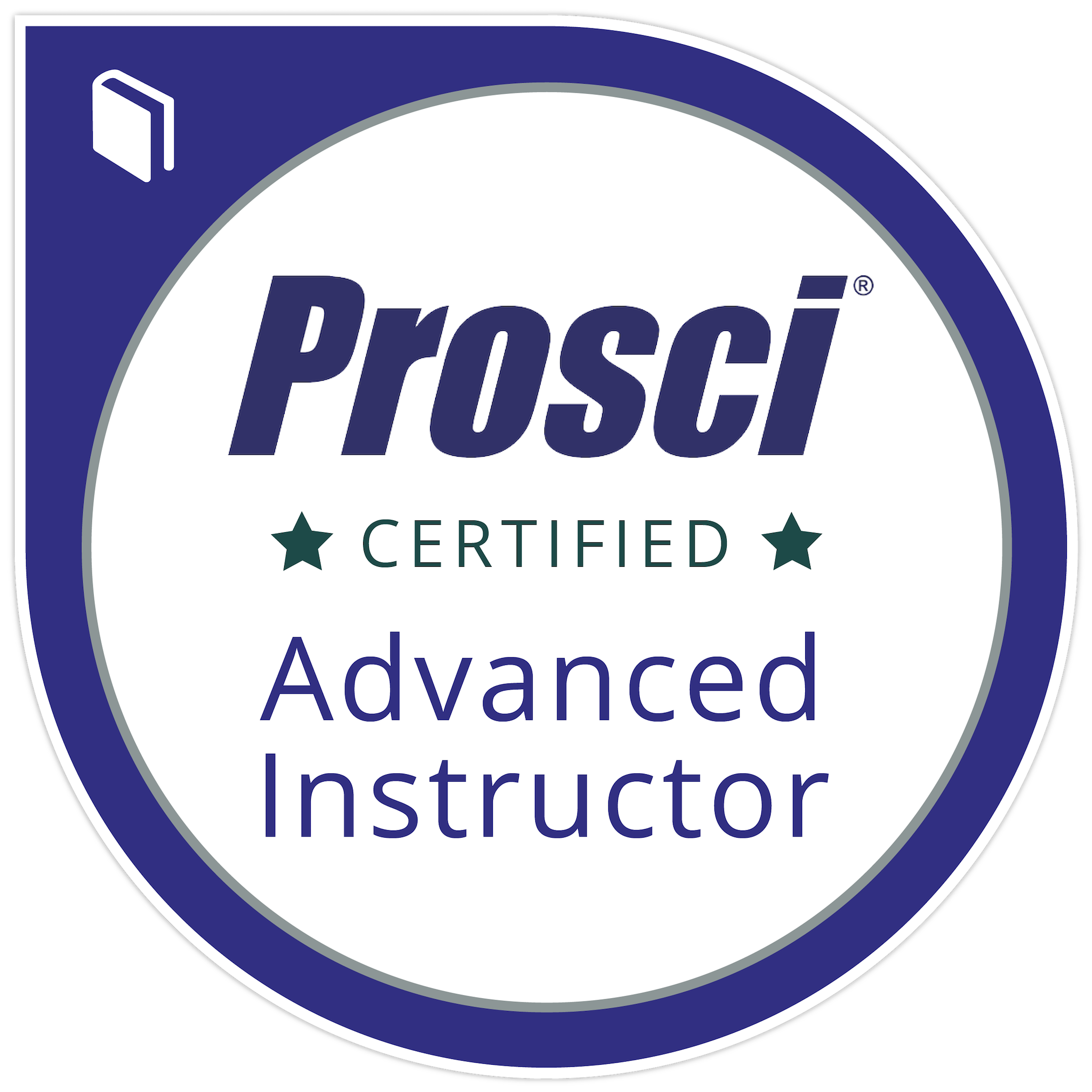 Prosci® Certified Advanced Instructor