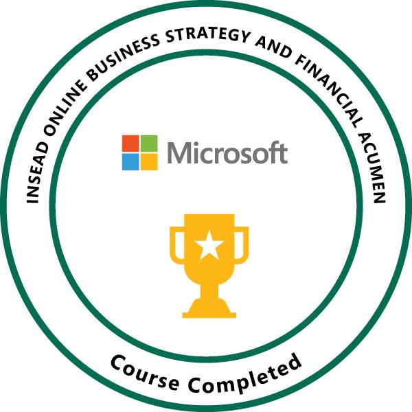 Microsoft - Badges - Acclaim