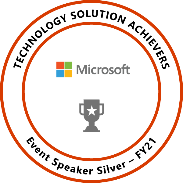 Event Speaker Silver