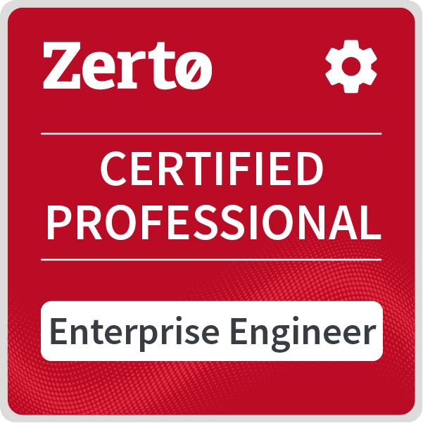 ZCP: Enterprise Engineer 8.0
