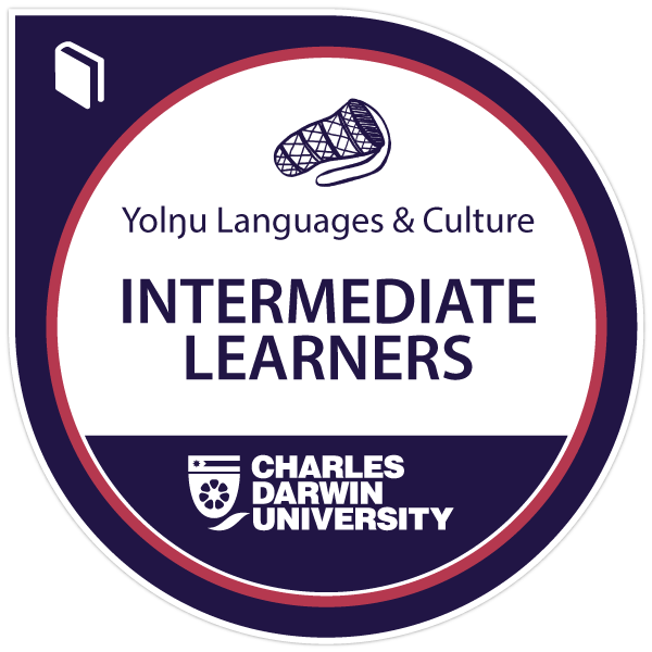 Intermediate Learners of Yolŋu Languages and Culture