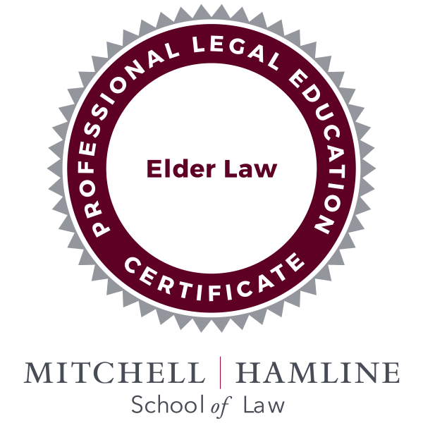 Elder Law Certificate