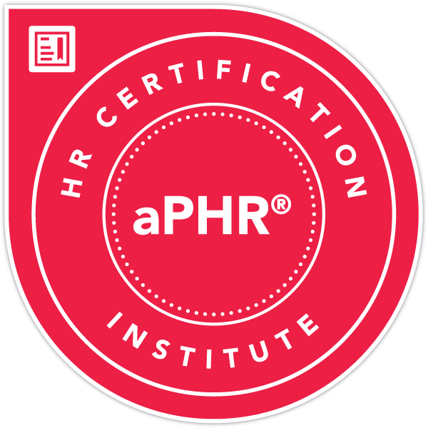 Associate Professional in Human Resources® (aPHR®)
