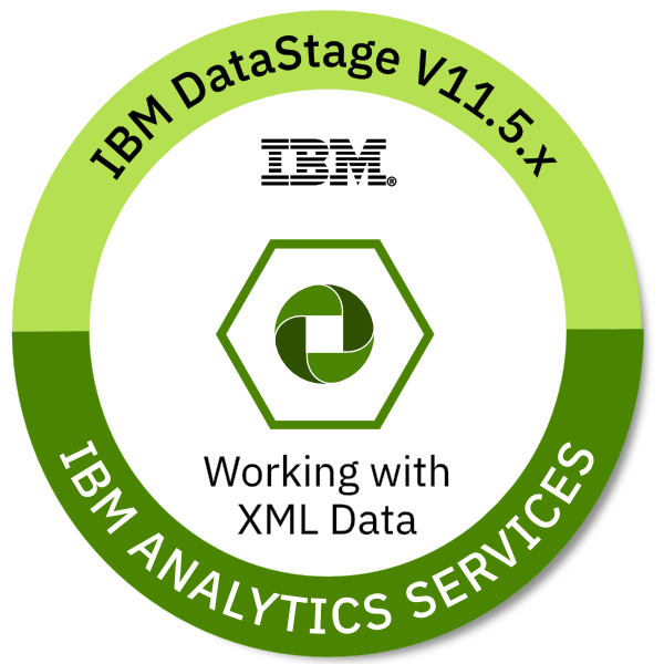 IBM DataStage V11.5.x Working With XML Data