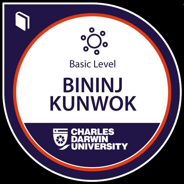Bininj Kunwok basic level