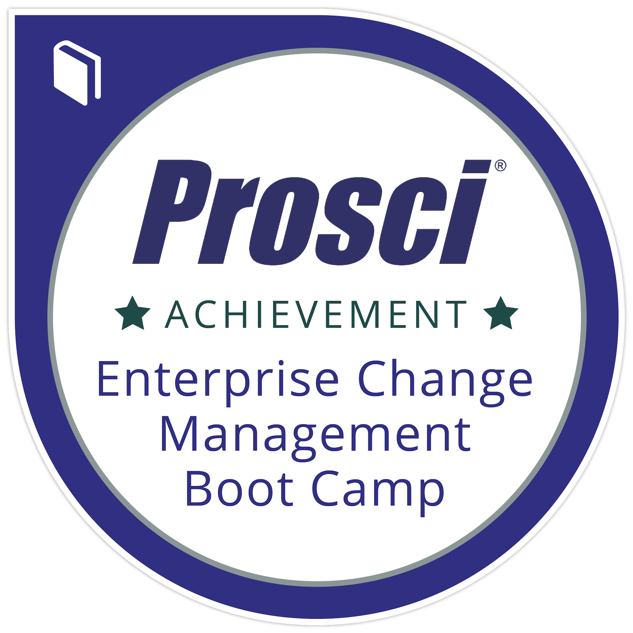 Prosci® Enterprise Change Management Boot Camp