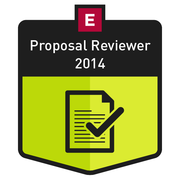 Proposal Reviewer 2014