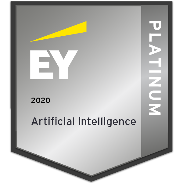 EY Artificial intelligence - Platinum