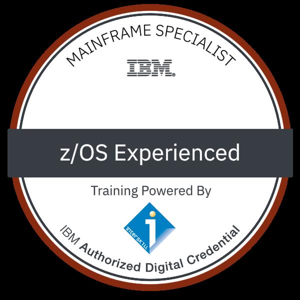 Interskill - Mainframe Specialist – z/OS Experienced
