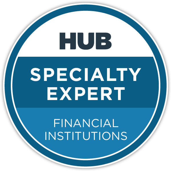 HUB Specialty Expert in Financial Institutions