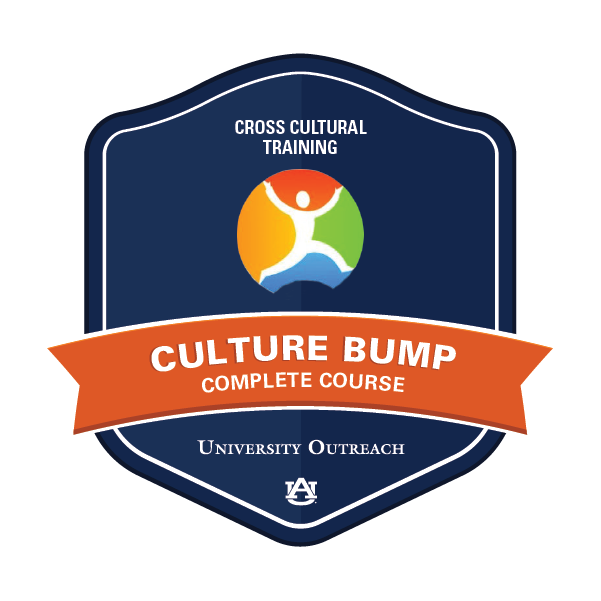 Culture Bump: Cross Cultural Training - Complete Course