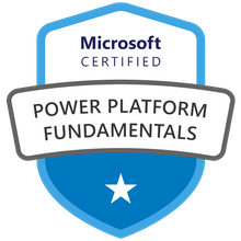 Microsoft Certified: Power Platform Fundamentals