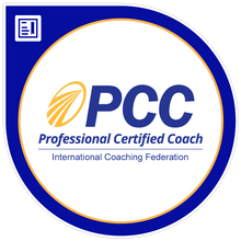 Professional Certified Coach with ICF