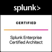 Splunk Enterprise Certified Architect