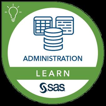 SAS Platform Administration