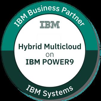 IBM Systems Business Partner Hybrid Multicloud on IBM POWER9