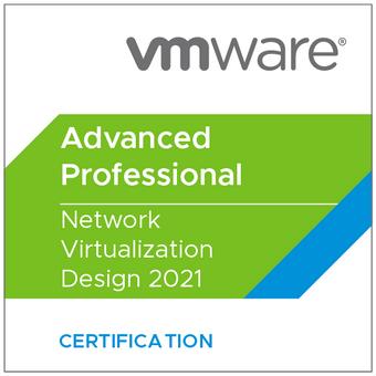 VMware Certified Advanced Professional - Network Virtualization Design 2021
