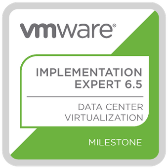 VMware Certified Implementation Expert 6.5 – Data Center Virtualization