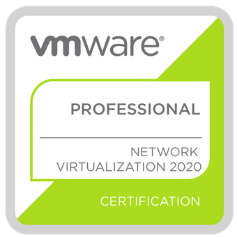 VMware Certified Professional - Network Virtualization 2021