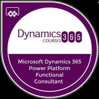 Microsoft Dynamics 365 Power Platform Functional Consultant