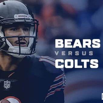 watch Bears vs Colts live