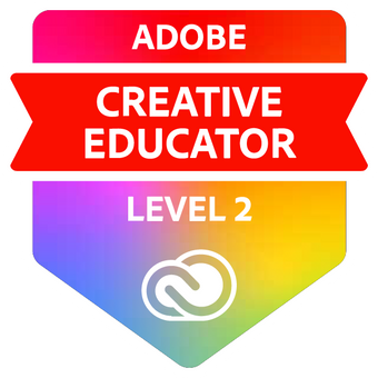 Adobe Creative Educator Level 2