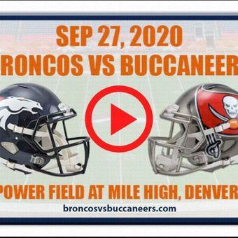 Broncos vs Buccaneers